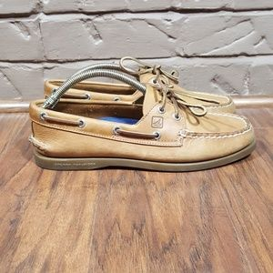 Sperry Top Siders, size 9, A+ condition.